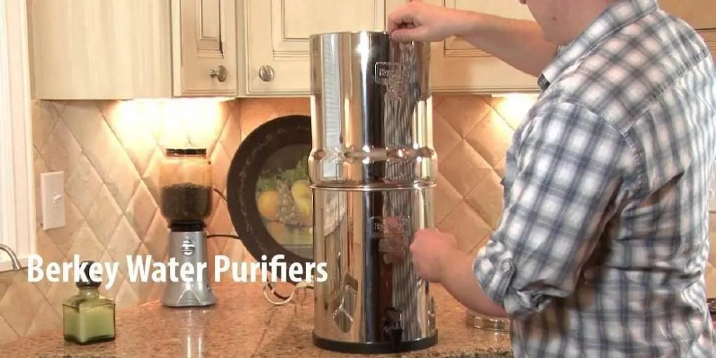 Berkey Water Purifiers