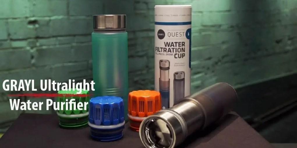 GRAYL Ultralight Review