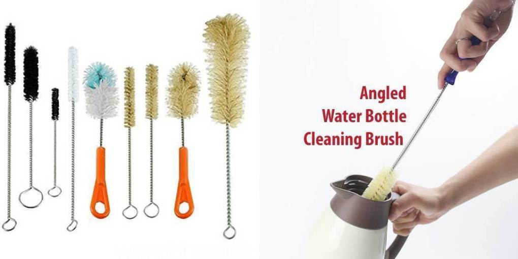 Water Bottle Cleaning Brush