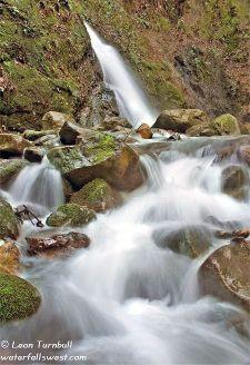 Uvas Falls