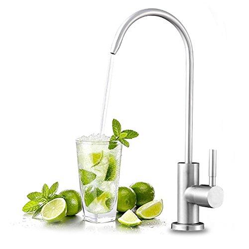 FLG Stainless Steel Kitchen Sink Reverse Osmosis Filter Drinking ...