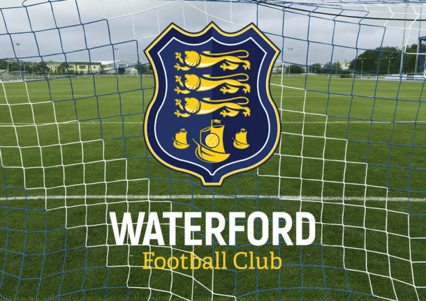 Waterford FC Matty Smith and Tyreke Wilson sign for the Blues ...