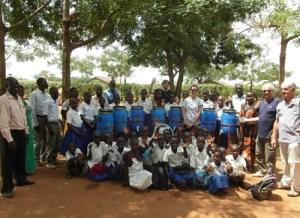 Uganda field trip