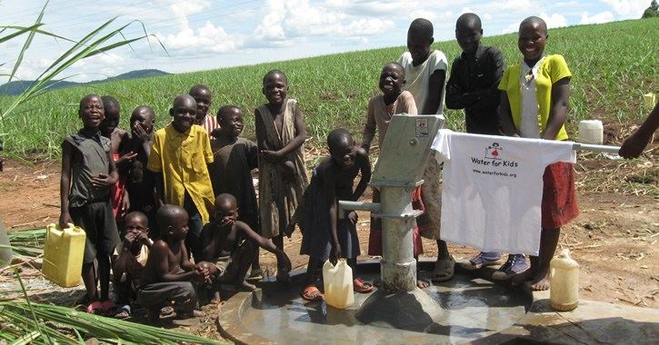 Ugandan refugees