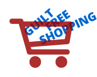 Guilt free shopping