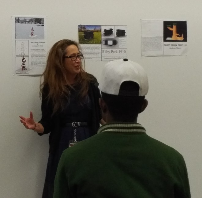 Alison Miyauchi, Associate VP, Research + Academic Affairs