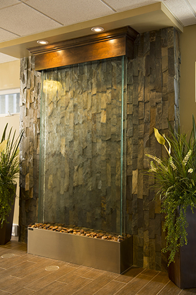 Indoor And Outdoor Water Fountains Walls Made In Canada