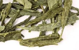 Delicate Flavors of Mandarin Green Tea