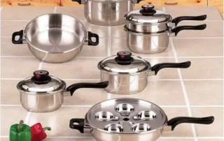 Waterless Cookware Sets