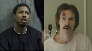It's a tragedy that Michael B. Jordan didn't get nominated for Fruitvale Station; the likely winner is Matthew McConaughey for his amazing portrayal in Dallas Buyers Clue.