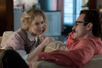 Amy Adams (here with Joaquin Phoenix) gives one of her best performances.