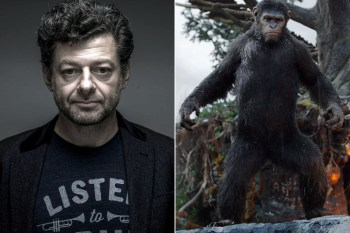 Andy Serkis and technology work together to bring a fully realized lead character.