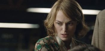 Even Oscar-bait Kiera Knightley brings a sweet, quiet humanity to her role.