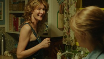 Laura Dern is effulgent, absolutely worthy of her Best Supporting Actress nomination.