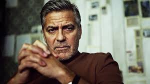 The film cannot decide if George Clooney is the real protagonist.