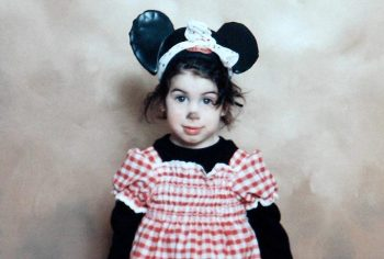 Even at an early age, the precocious Winehouse was dreaming of performing.