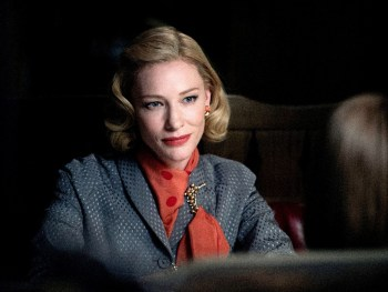 There is already talk of another Oscar nomination (and possible win) for Cate Blanchett. Sandy Powell's costuming is perfection.