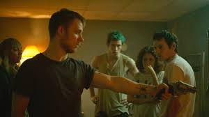 Green Room is visceral and violent - not a film for the weak-of-stomach.