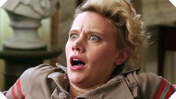 Lesbian Kate McKinnon steals much of the comedy.