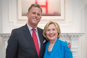Greg_Nelson_and_Hillary_Clinton_courtesy_Nelson