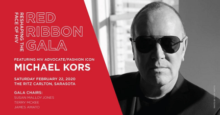Michael Kors replaces Debra Messing for CAN Community Health gala