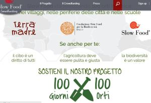 slow food orto