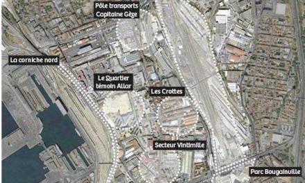 Marsiglia e il parco salva-acqua di Aygalades