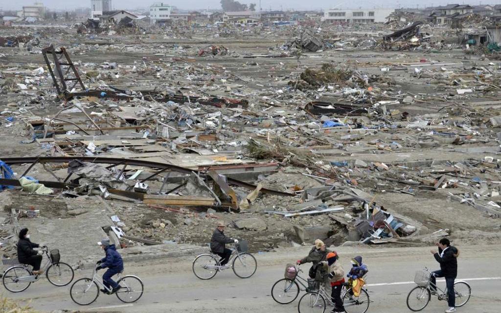 Nel 2013 senza casa 22 milioni di persone nel Mondo per l'emergenza clima