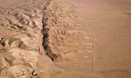 Prelievi eccessivi d'acqua causano piccoli terremoti in California