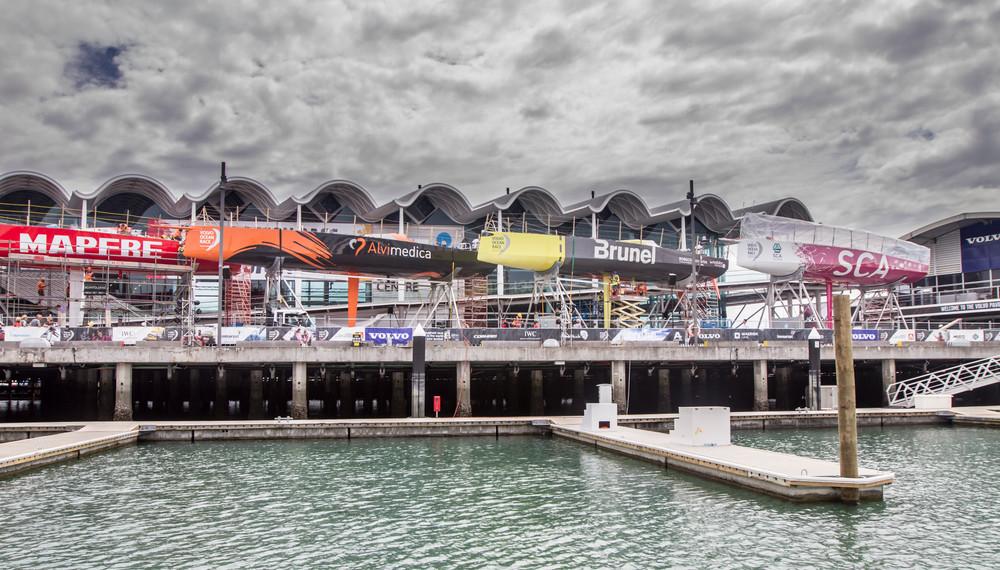 Quinta tappa della Volvo Ocean Race in Nuova Zelanda: è l'Everest del giro del mondo a vela