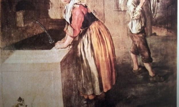 Spruzzi d'arte e di Storia a Brescia: Vicolo del Fontanone