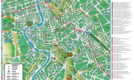 Dissetarsi a Roma. La mappa delle 220 fontanelle pubbliche