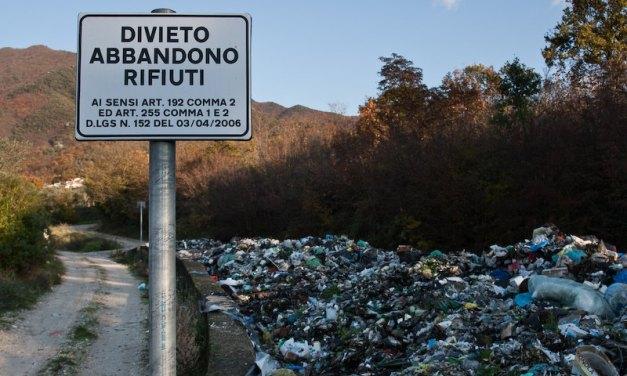 L'italia che si intossica: condanne milionarie dall' Europa