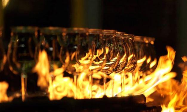 Quanta acqua consuma una vetreria? Lo spiega il super esperto Pierluigi Caravaggi