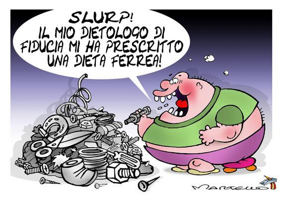 I cinque falsi miti sulle diete