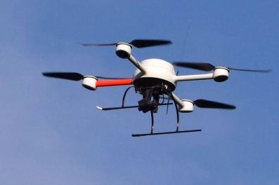 Droni per il monitoraggio degli squali in australia