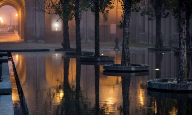 Passeggiata a Parma tra specchi d'acqua nascosti e svelati
