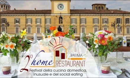 Parma Home Restaurant. Il festival più innovativo dell'anno