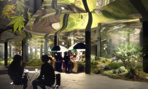 The 'World's First Underground Park' Is One Step Closer To Becoming Real