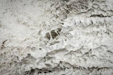 Acqua bianca a causa del carbonato