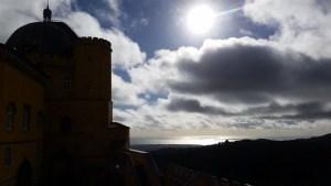 Portogallo Sintra rocca