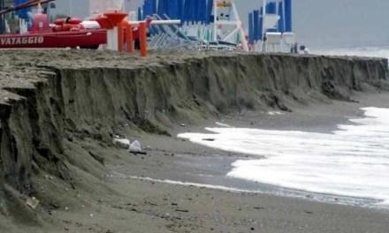 Quando l'acqua mangia la terra: erosione a Massa e Carrara