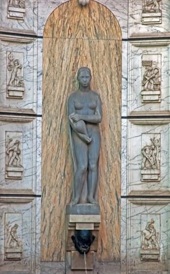 fontana della moretta