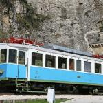 Il Treno Bianco Azzurro in una passeggiata raccontata.