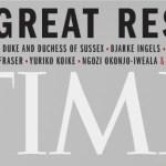 The Great Reset: il mondo dopo il covid-19 secondo il TIME