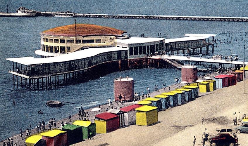 Lido La Conchiglia di Gela: un tempo attrazione turistica nella stagione balneare, oggi fuori uso
