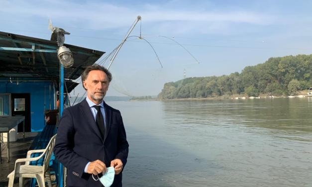"""""""Il grande ammalato si sta riprendendo"""": intervista a Meuccio Berselli e  Ludovica Ramella dell'Autorità di Bacino del fiume Po"""