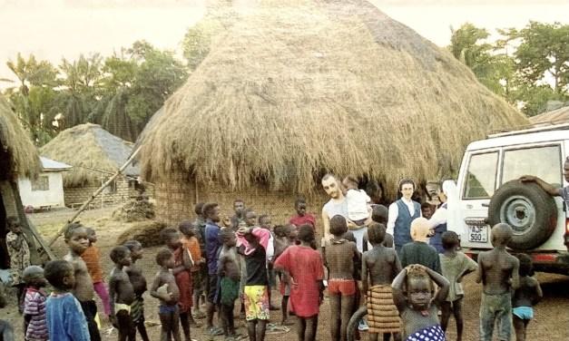 L'ESPERIENZA DI VOLONTARIO IN SIERRA LEONE. matteo Cavicchini: «Io, al servizio dei più deboli»
