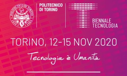 """alla """"Biennale della TECNOLOGIA"""" di torino per scoprire il nostro futuro"""