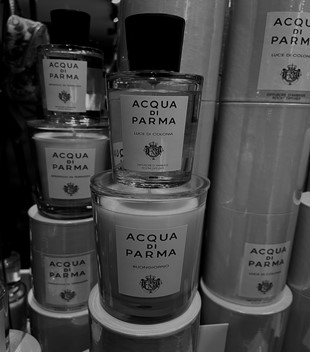 ACQUA DI PARMA, LUXURY BRAND ITALIANO